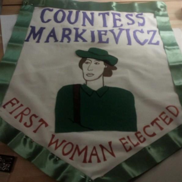 Laragh's banner